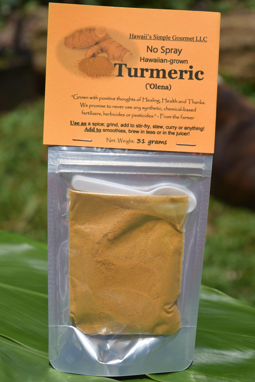 Turmeric Powder - One Month Supply