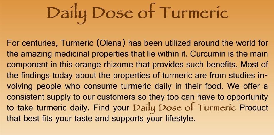 Turmeric Story