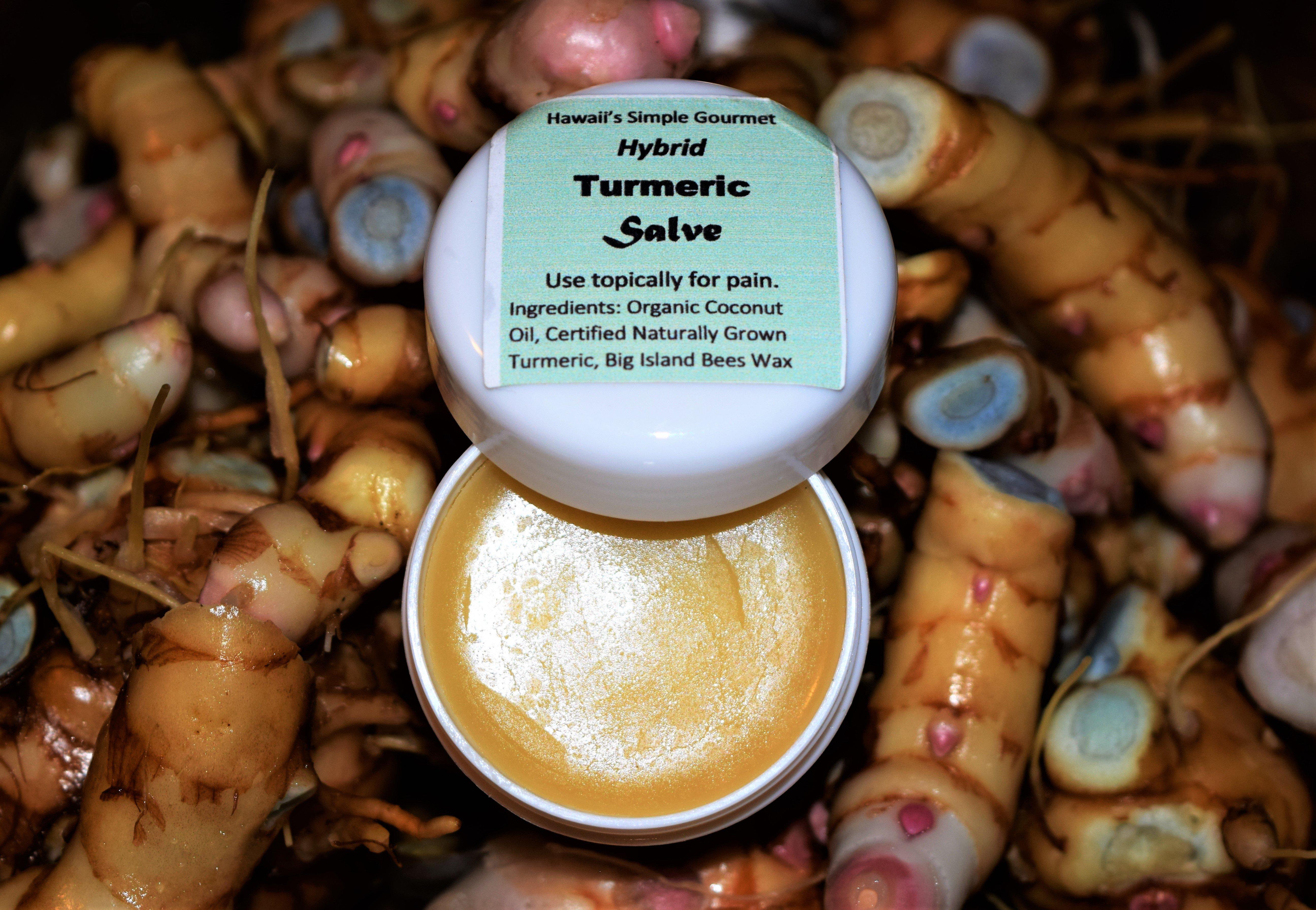 Turmeric Soft Salve - Large