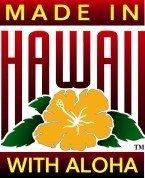 Made in Hawaii of Pure Hawaii Ingredients!