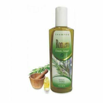 Shampoo de Romero - Jumam