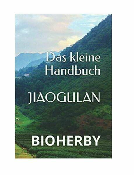 Jiaogulan Tee Bio - BIOHERBY®