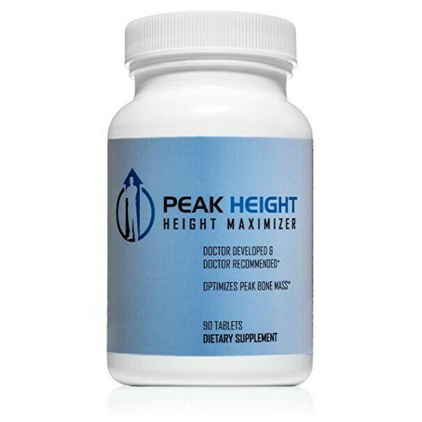 Peak Height - Height Maximizer 90 tabs