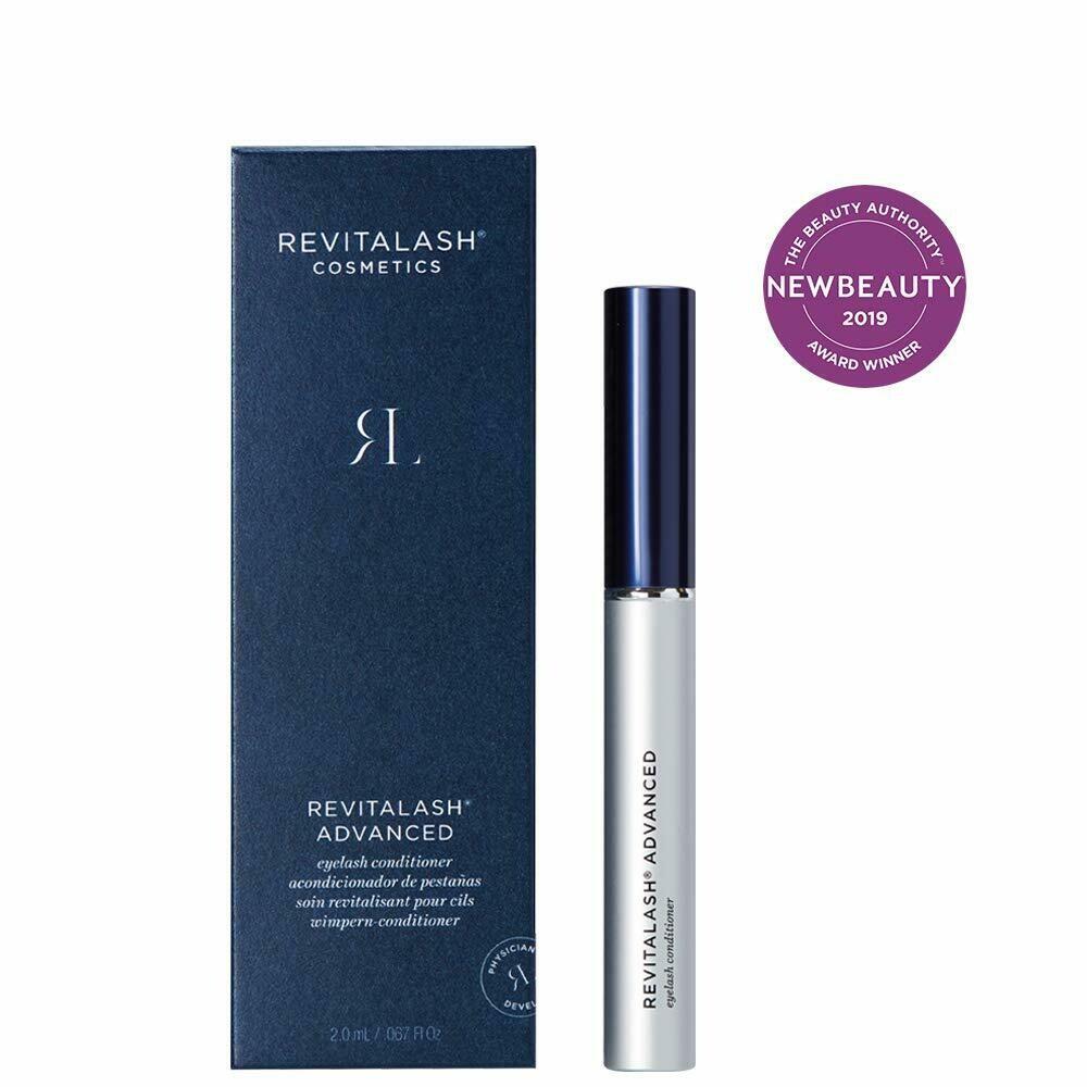 RevitaLash Cosmetics, RevitaLash Advanced Eyelash Conditioner, Lash Enhancing Serum, Physician Developed & Cruelty Free 2ml