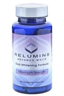 Relumins Advance White Glutathione Reduced Glutathione Supplement 60 capsules
