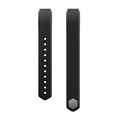 Fitbit Alta Accessory Band, Black, Large
