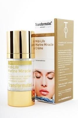 Transformulas - Night Care - Mid-Life Marine Miracle Creme 15ml