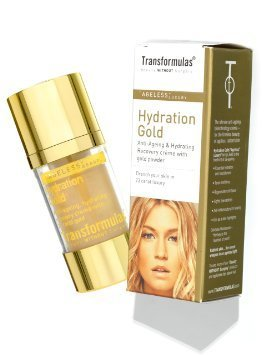 Transformulas - Hydration Gold: Anti-Ageing, Line Filling, Hydrating Recovery Creme with Gold Powder 15ml