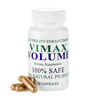 Vimax Volume Sperm Count Enhancer 30caps 1month