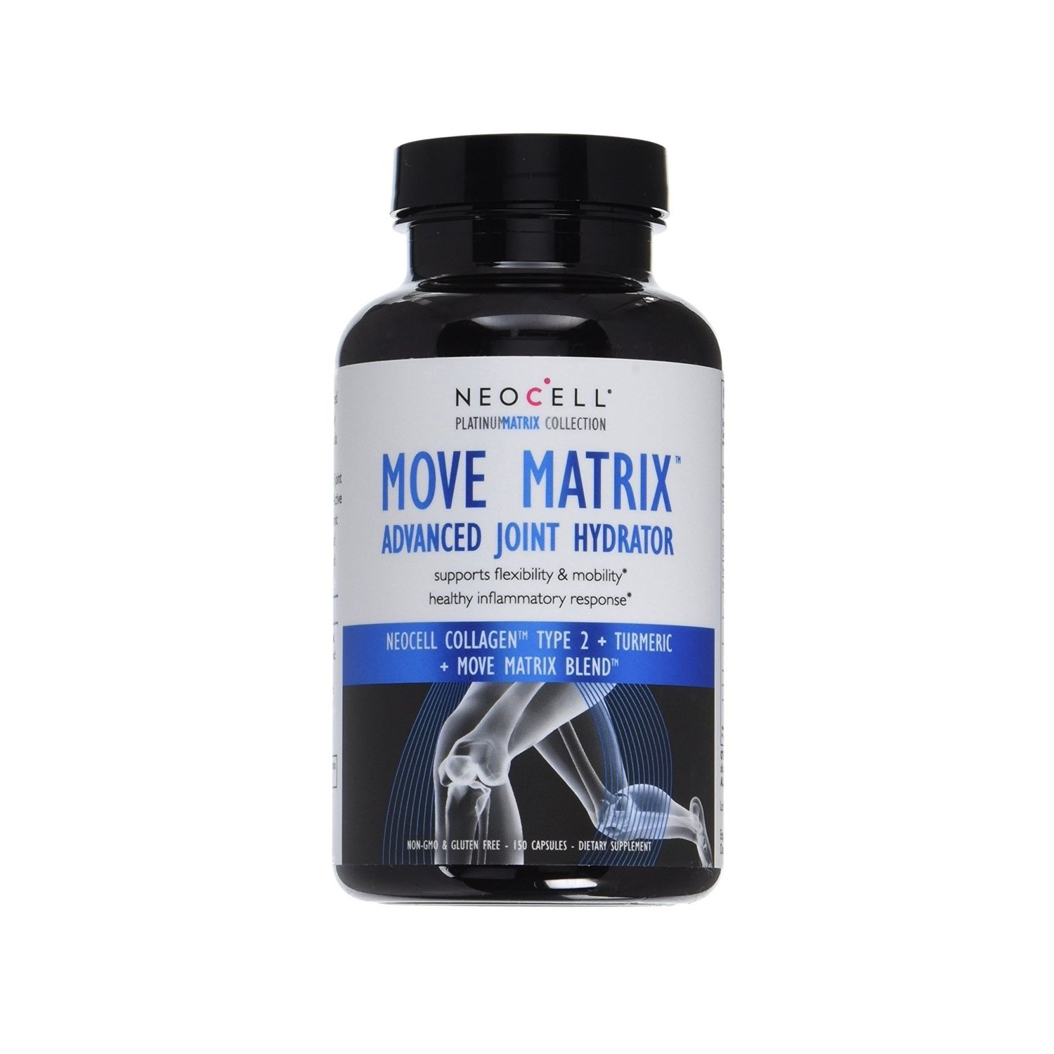 Neocell Joint Hydrator Move Matrix Advance Joint Hydrator 150 capsules