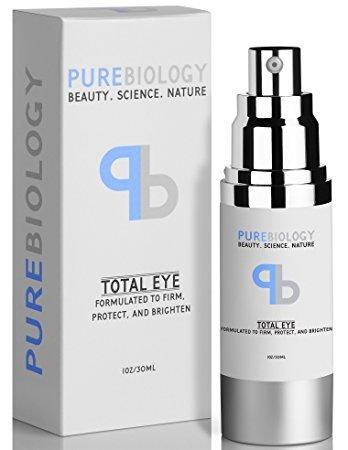 PureBiology Total Eye Anti Aging Eye Cream