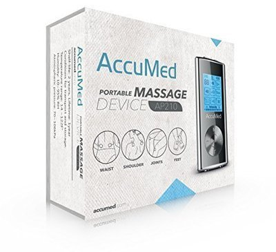 AccuMed AP209 Portable TENS Unit Electronic Pulse Massager