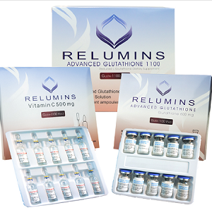Relumins Advanced Glutathione 1100mg 10 vials