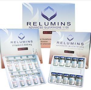 Relumins Advanced Glutathione 1100mg 10 vials