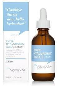 COSMEDICA Hyaluronic Acid Serum 2oz 60ml