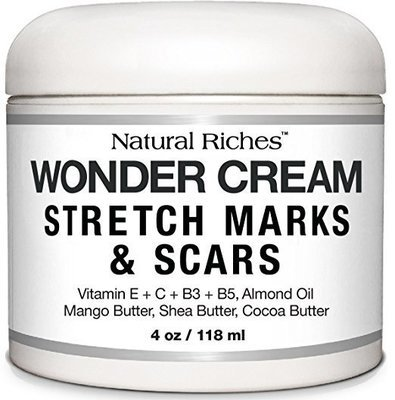 Natural Riches Wonder Cream for Stretchmarks and Scars