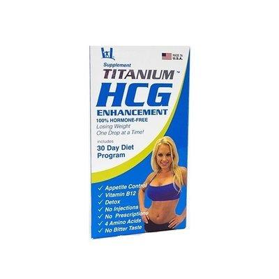 Homeopathic HCG Titanium 30 Day HCG Diet Program 60ml