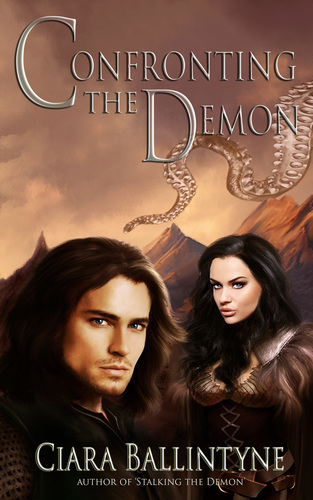 Confronting the Demon - Signed paperback