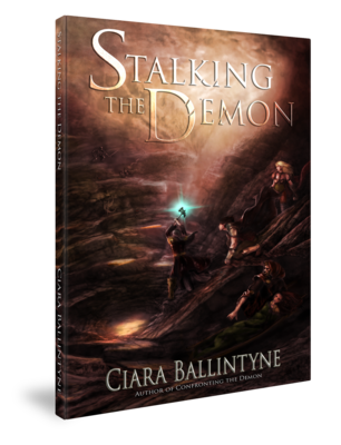 Stalking the Demon - Signed Paperback