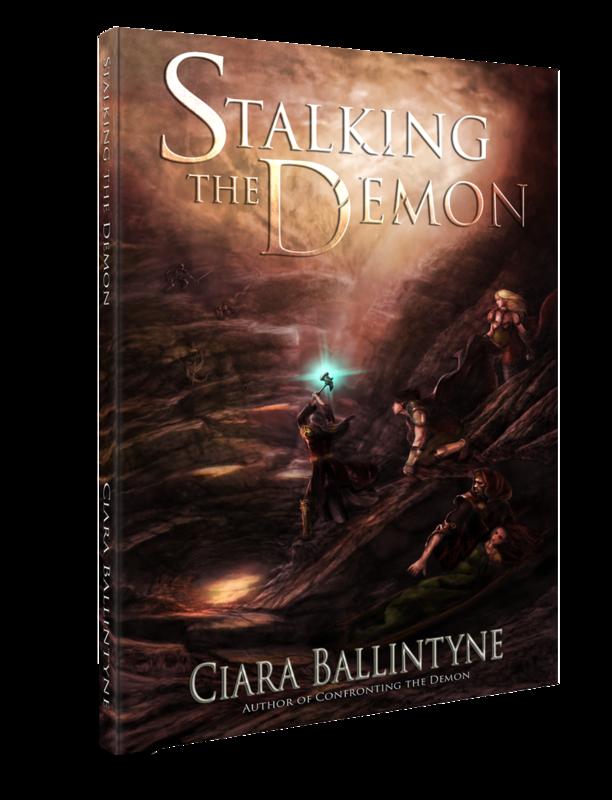Stalking the Demon - Signed Paperback