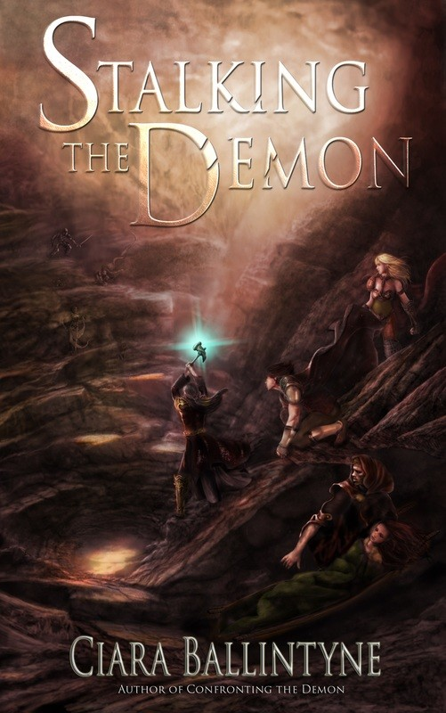 Stalking the Demon (Kindle and epub)