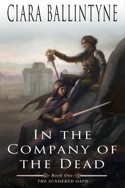 In the Company of the Dead - Signed by the Author