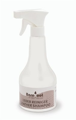 Barefoot leather schampo, spray