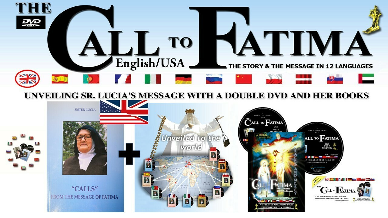 Donation to Educate World Leaders on the Fatima Message