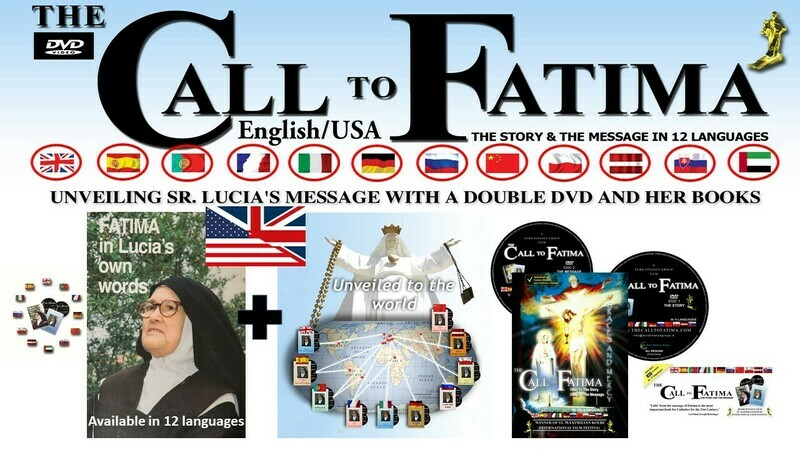 Donation to help us educate Priests in the Fatima message