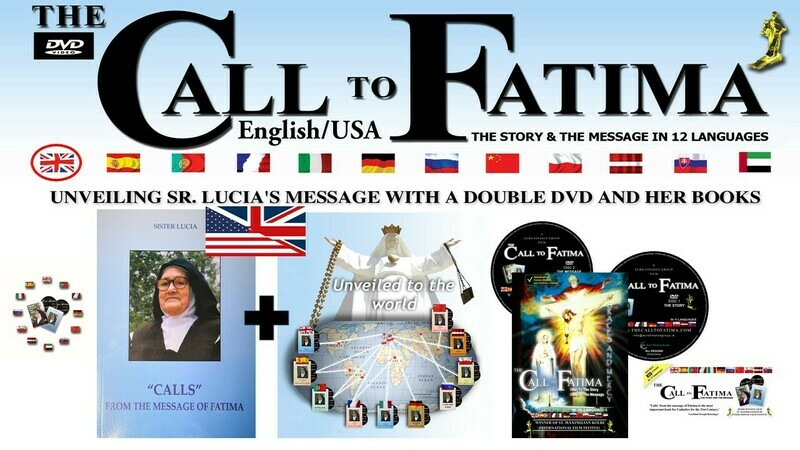 Donation to help us educate religious communities in the Fatima message