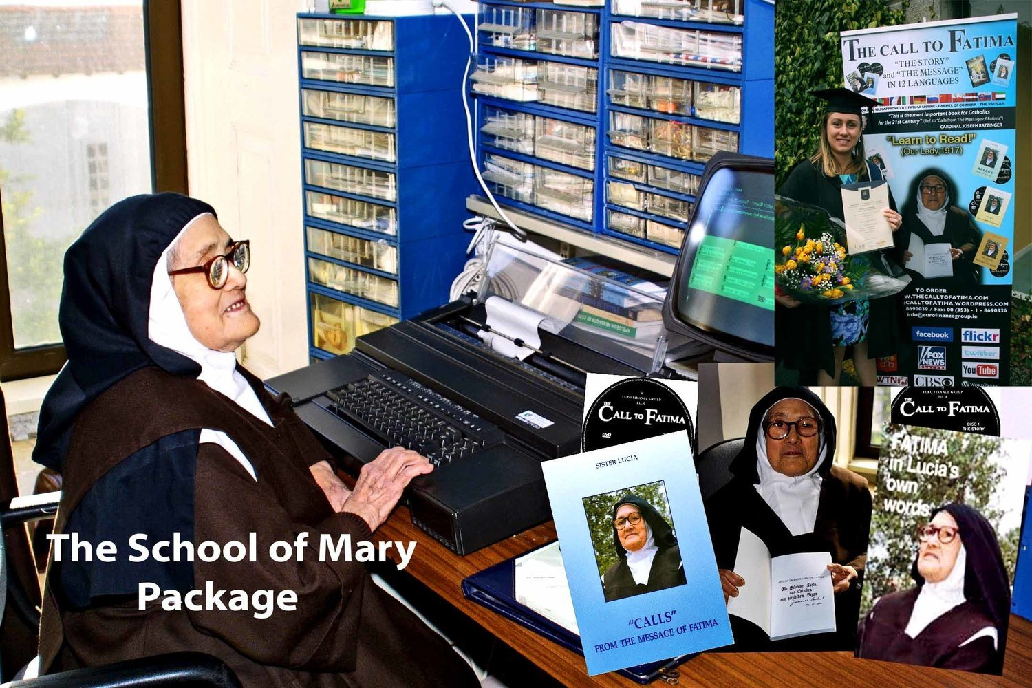 """""""Fatima School of Mary"""" package for teachers and parents (10 in 1)"""