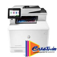 Impresora HP LASERJET PRO 400 COLOR M479FDW