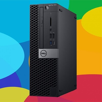 PC DE ESCRITORIO DELL  OPTIPLEX  7070 SFF 200W