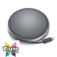 Teléfono con altavoz portátil con adaptador Dell: MH3021P