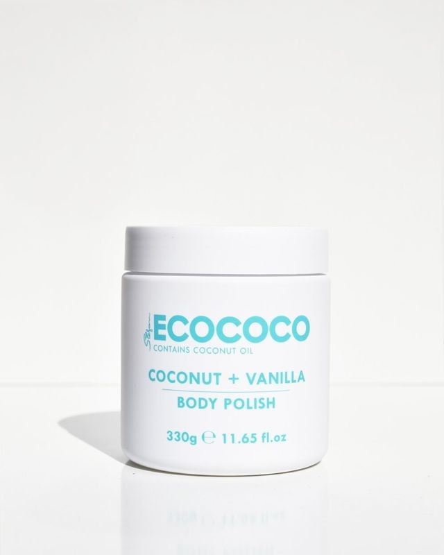 Coconut & Vanilla Body Polish