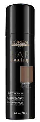 LIGHT BROWN - Hair Touch Up Spray