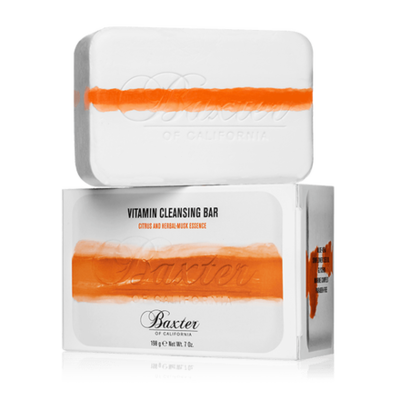 Vitamin Cleansing Bar - Citrus Herbal Musk