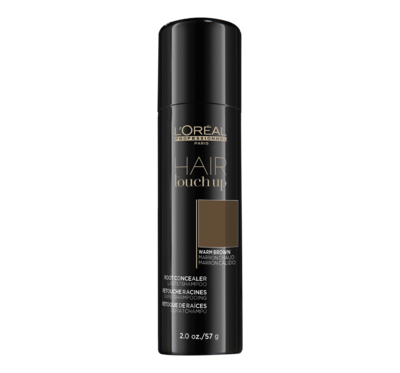 WARM BROWN Hair Touch Up Spray