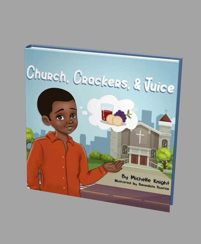 Church, Crackers, & Juice (PRE-ORDER)