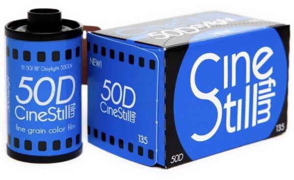 Cinestill 50D (35mm)