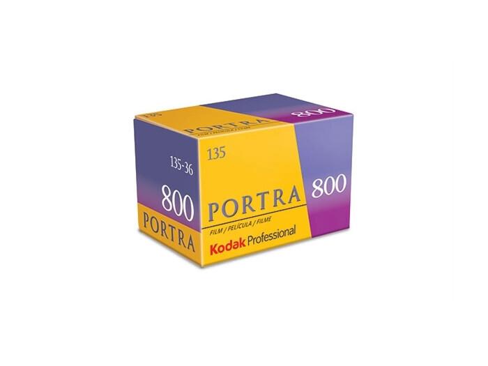 Kodak Portra 800 (35mm)
