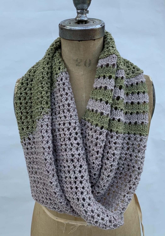 Yarn - Chico Flax Canyon Cowl Knit Kit