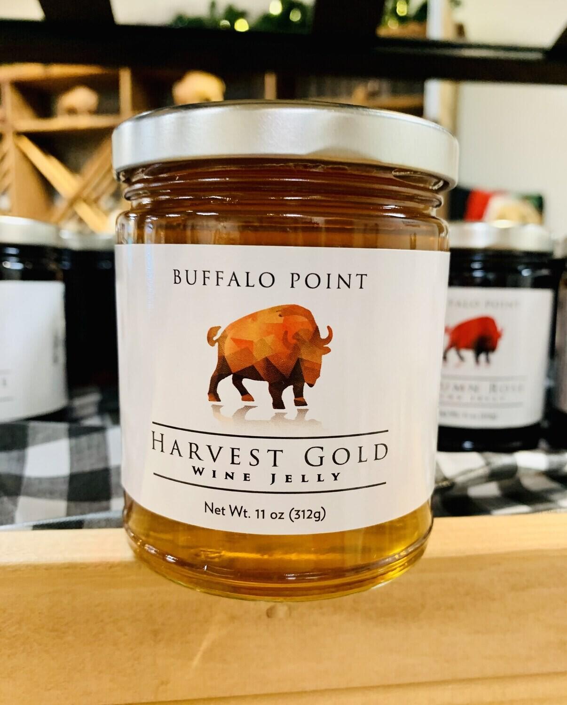 Buffalo Point Harvest Gold Wine Jelly
