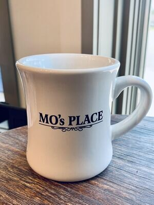 Mo's Place Coffee Cup