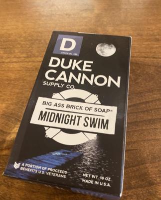Big Ass Brick Of Soap - Midnight Swim