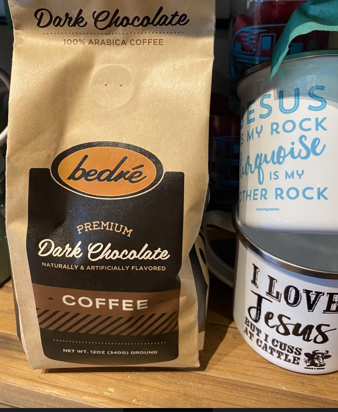 Coffee Dark Choc.