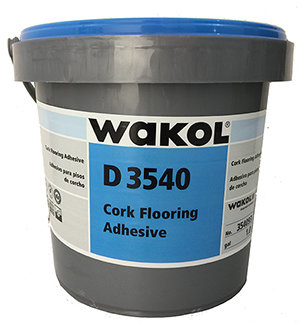 Glue for Cork Floor Tiles (Wakol D3540)