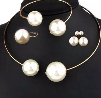 Miriam 4 Piece Necklace Set