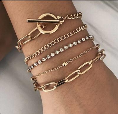 Bracelet Set Stack