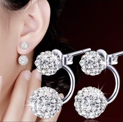 925 Sterling Stud Earrings